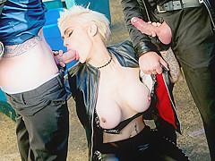 Mila Milan & Pascal White & Peter Oh Tool in Blown Away Scene 3 - DigitalPlayground