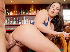Angela White in Axel Braun's Busted, Scene 4 - WickedPictures