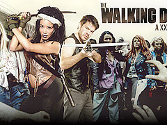 Kiki Minaj & Ryan Ryder in The Walking Dead: A XXX Parody - DigitalPlayground