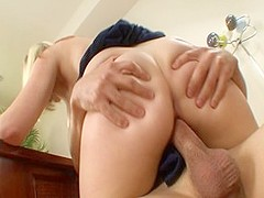 Fabulous pornstar Ami Jordan in crazy blowjob, big tits adult scene
