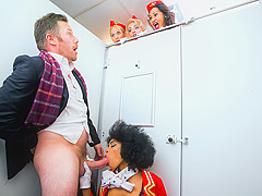 Freddy Fox & Luna Corazon in Sky High - DigitalPlayground