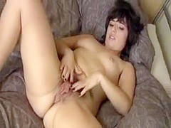Hottest Homemade record with Masturbation, Hairy scenes