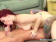 Jessica Ryan in Fucking Jessica Ryan - WildOnCam