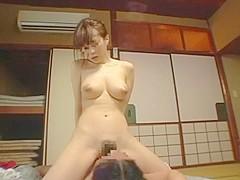 Fabulous Japanese girl Airi Nakano, Sena Ayumu, Azumi Mizushima in Crazy JAV scene