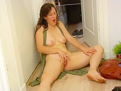 Fabulous Amateur movie with Masturbation, Big Tits scenes