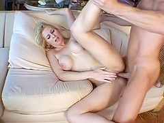 Best pornstar Celeste Star in fabulous blonde, big tits porn scene