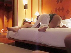 Indian wife three-some fuck in hotel room