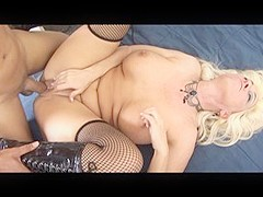 Best pornstar Cala Craves in horny big tits, blonde porn movie