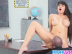 Mercedes Carrera fucks her student