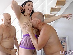 British milf assfucked and jizzed on ass