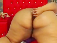 Bbw onionbooty with a huge black ass
