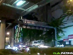 Big dick for a wet Asian pussy