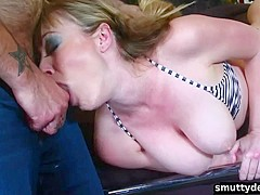Adrianna Nicole loves deepthroat and anal