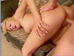 Incredible pornstar Stacy Thorn in best facial, blonde xxx scene