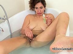 Silvia in Bathing Movie - AtkHairy