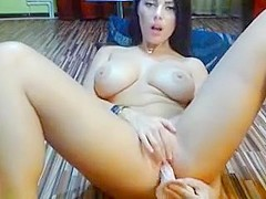 Fabulous Amateur movie with Toys, Big Tits scenes
