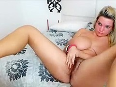 Fabulous Amateur movie with Webcam, Big Tits scenes