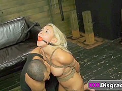 BDSM and rough sex with Bibi Miami