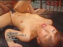 Horny Japanese girl Kaede Fuyutsuki in Exotic Compilation, Fingering JAV video