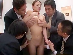 Fabulous Japanese model Mako Oda in Exotic Cumshots, Big Tits JAV video