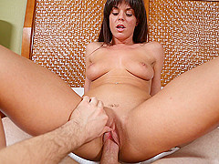 James & Rahyndee James in Her First Ever Facial - SpyPOV