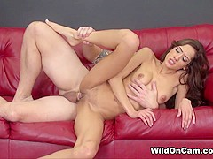 Chloe Amour in Hot Exotic and Live - WildOnCam