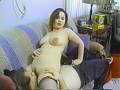 Incredible Homemade record with Cunnilingus, Big Tits scenes