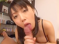 Exotic Japanese whore Yuuri Himeno in Best Lingerie, Big Tits JAV video