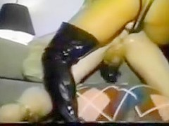 Amateur Mistress Fucking Slave With Strapon