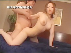 Best Japanese chick Tsubasa Amami in Hottest Doggy Style, Small Tits JAV scene