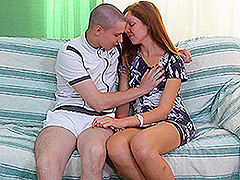 Elisaveta Gulobeva & Mike in Casual Sex With Ice-Cream Licker - CasualTeenSex