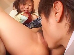Incredible Japanese chick Aozora Konatsu in Best Cunnilingus, Doggy Style JAV scene