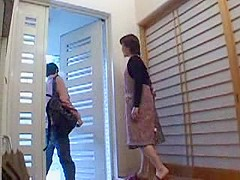 Japanese Mom Seduces Young Guy 5