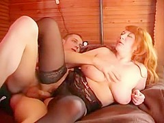 Fabulous Amateur record with Stockings, Big Tits scenes