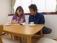 Japanese Mom H and Son-in-Law 2