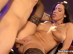 Veronica Rayne in This Ain't Hell's Kitchen XXX - Hustler