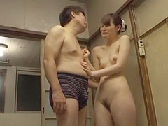 Crazy Japanese chick Yui Uehara in Amazing Fingering, Doggy Style JAV video