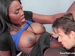 Osa Lovely in Hot and Easy - Hustler