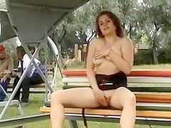 Incredible Homemade clip with Public, Solo scenes