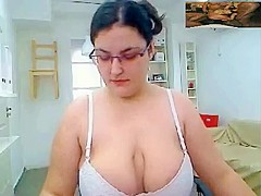 Incredible Homemade video with Brunette, Big Tits scenes