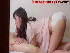 Japanese Mother Fucks Her Son(1)