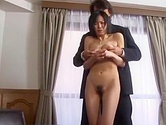 Amazing Japanese whore Ami Sakurai in Horny Big Tits JAV scene
