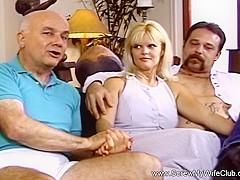 Horny Housewife Fucks Total Stranger