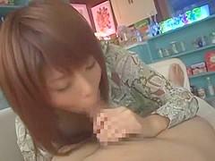 Best Japanese whore Airu Misogi in Horny Blowjob/Fera JAV movie