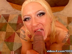 Best pornstars Johnny Fender, Leya Falcon in Hottest POV, Cumshots porn video