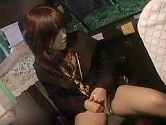 Horny Japanese model Kokoro Hanano in Amazing Dildos/Toys, Car JAV scene