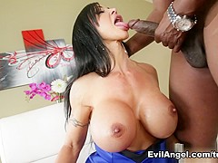 Incredible pornstars Jewels Jade, Lexington Steele in Amazing Big Tits, Pornstars porn scene