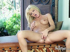 Horny pornstar in Crazy Blonde, Babes porn video
