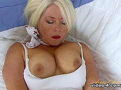 Exotic pornstar in Amazing Big Tits, Blonde xxx scene