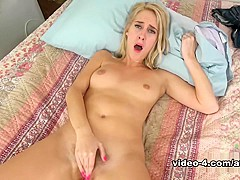 Exotic pornstar Cadence Lux in Best Blonde, Solo Girl porn movie